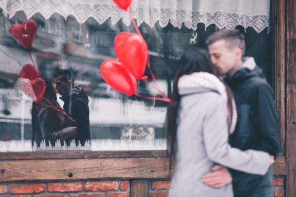 Zakochani. Pomysł na walentynki