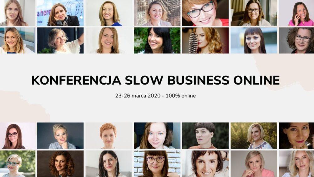 Konferencja Slow Business Online