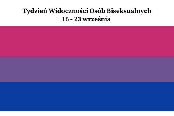 Tydzień Widoczności Osób Biseksualnych
